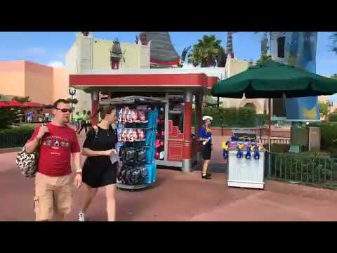 Live Video - Let's ride the Tower of Terror at Disney's Hollywood Studios