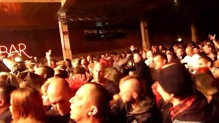 DISCHARGE - Protest And Survive - Punk & Disorderly 2015 - Astra - Berlin 19.04.2015