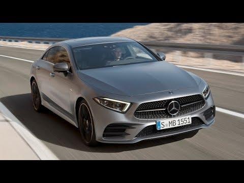 """2019 Mercedes-Benz CLS-Class """"Stardust"""""""