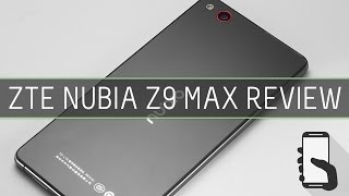 ZTE Nubia Z9 Max Review ITA