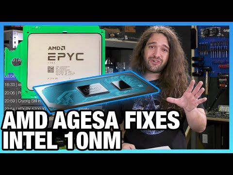 HW News - AMD Launches 64-Core CPUs, RX 5700 XT THICC, & Intel 10nm