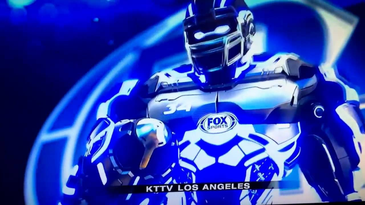 fox nfl and thursday night football new 2016 present post gold