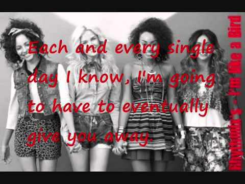 Little Mix I'm like a bird Lyrics   YouTube