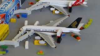 October/November Model Los Angeles International Airport (LAX) Airport update!!