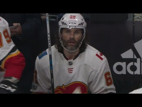 This is how Jagr's stats stack up against the 11 other Flames forwards
