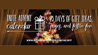 Indie Advent Calendar BookTube
