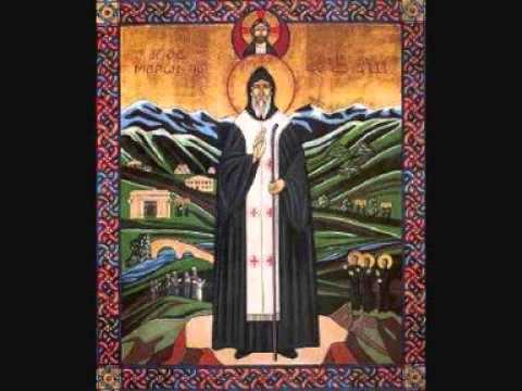 Mar Maroun, chant à Saint Maron