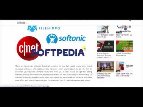Free Software Download websites, Top 10 Best Youtube Video download sites