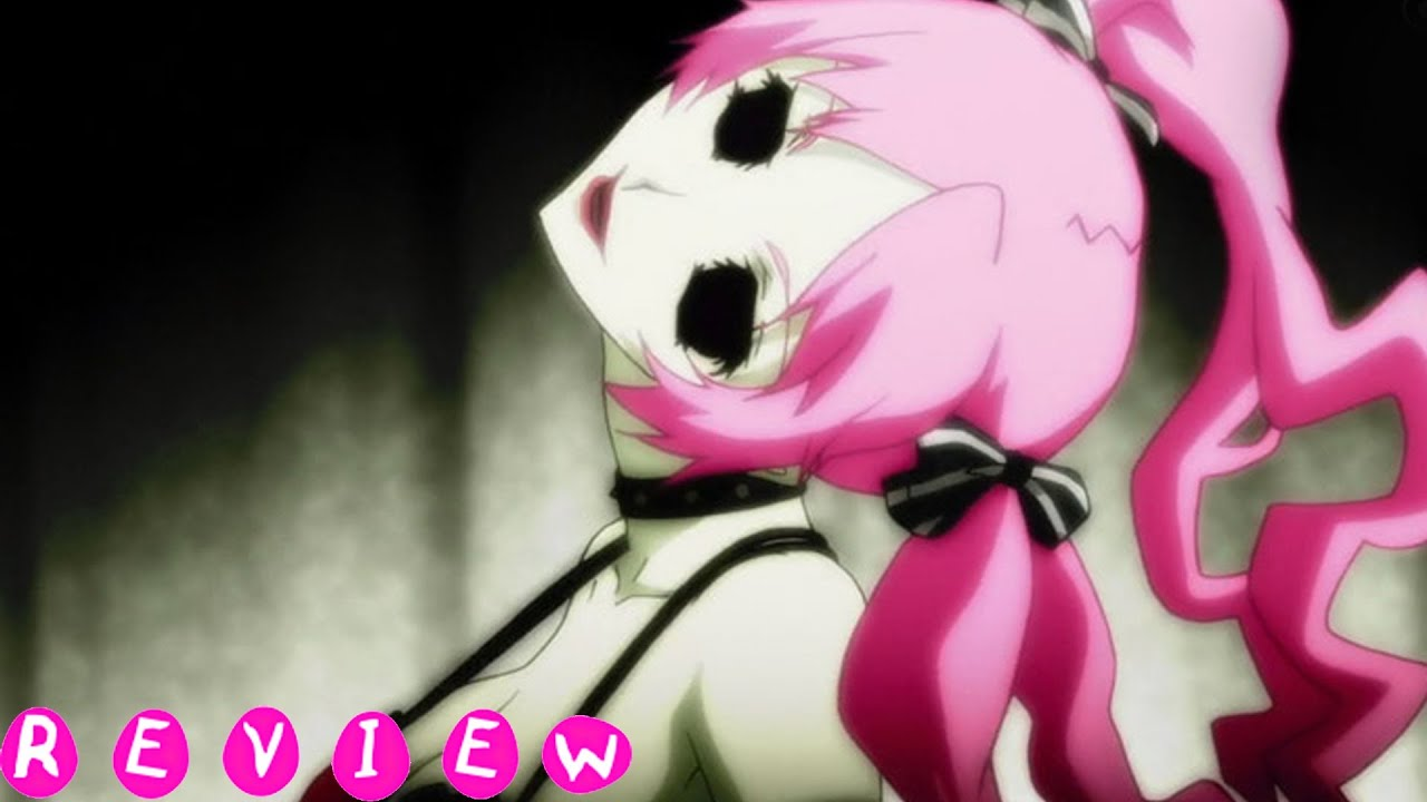 Demon Girl Wallpaper Shiki Anime Series Review Youtube