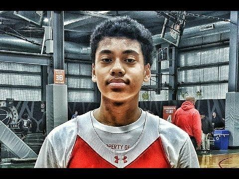 """Travis Roberts: 14-Year-Old 6'4"""" Batang Gilas SF Prospect"""
