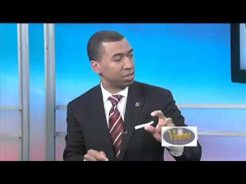 Visions with Probate Judge Steven Reed   WSFAcom Montgomery Alabama news