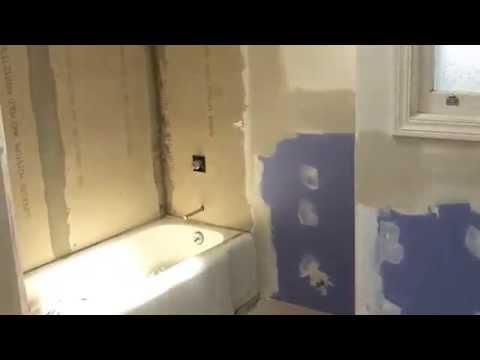 mudding-walls