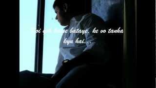 Tribute to Jagjit Singh - Koi Yeh kaise bataye, ke voh tanha kyu hai....