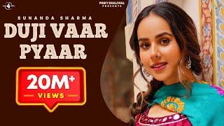 Duji Vaar Pyar Sunanda Sharma Sukh-E Jaani Arvindr K Mad 4 Music