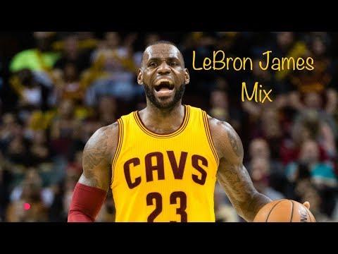 """LeBron James Mix- """"Both"""" Gucci Mane & Drake"""