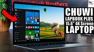 Chuwi LapBook Plus: This Laptop Has 4K Display! PREVIEW