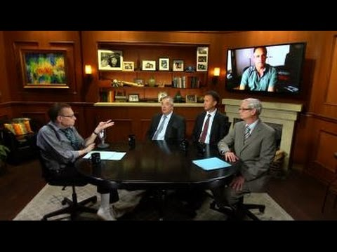 Ebola in America | Ebola Discussion Panel | Larry King Now Ora TV