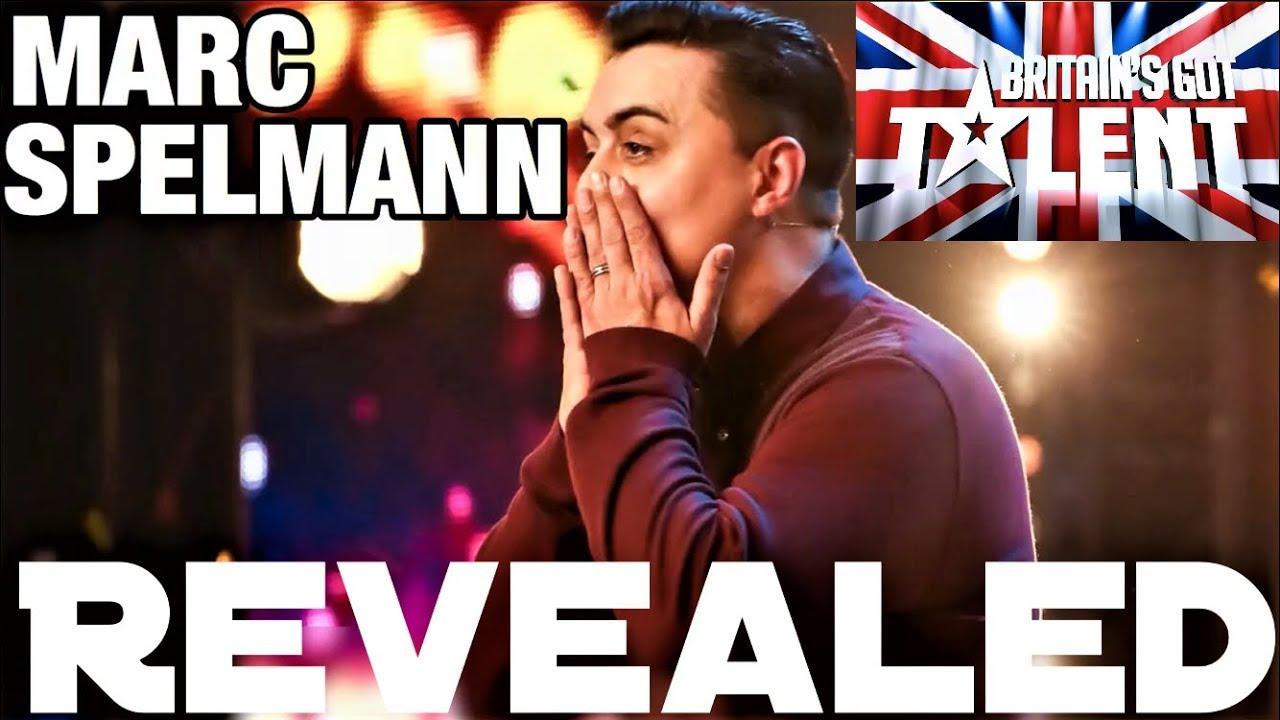 REVEALED - Marc Spelmann's BGT Audition Magic Trick! - YouTube