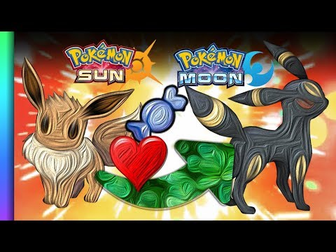 HOW TO Evolve Eevee into Umbreon in Pokemon Sun and Moon