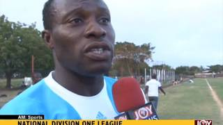 National Division One League - AM Sports on Joy News (26-9-16)