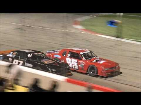 Sportsman Feature 2 - 5.13.17 - Jefferson Speedway