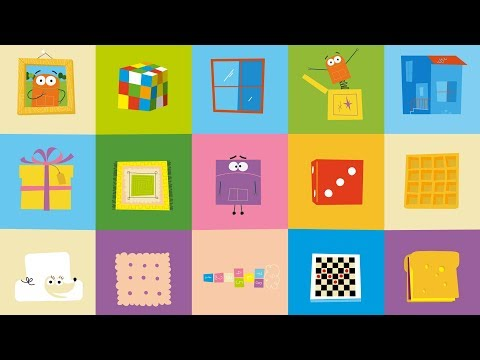 StoryBots   Songs To Learn Shapes: Circle, Triangle, Square, Rectangle   Music For Kids