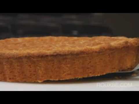 Торт миндальный нормандский