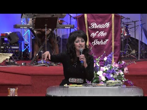 Dr. Michelle Corral - Consecration 2015 - Prophetic Word Telecast