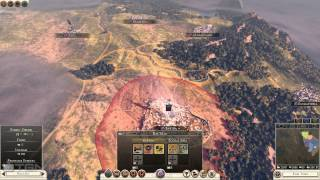 Total War Rome 2 Baktria Campaign Part 1 Horse Archer Spam