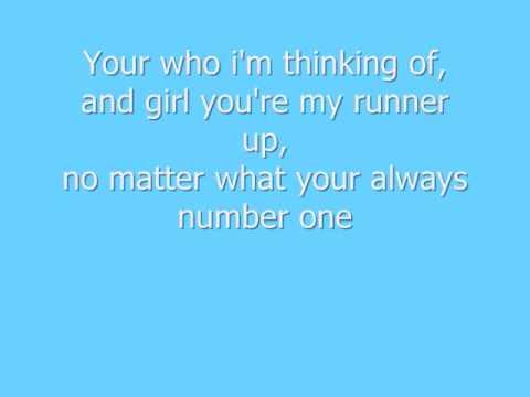 Justin Bieber-Favorite girl w/ lyrics on screen
