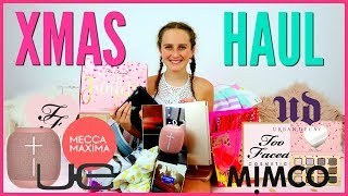 CHRISTMAS HAUL 2017! What I Got For Christmas - Millie and Chloe