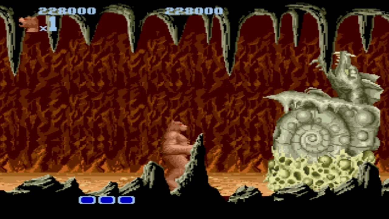 Altered Beast (GEN) Level 3