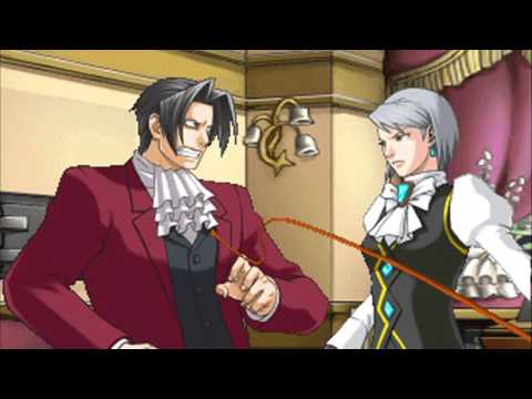 Nightcore  Phoenix Wright Musical  The Final Song