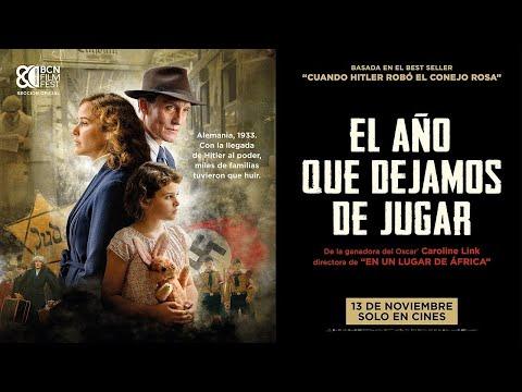 TRÁILER (VE) - EL AÑO QUE DEJAMOS DE JUGAR