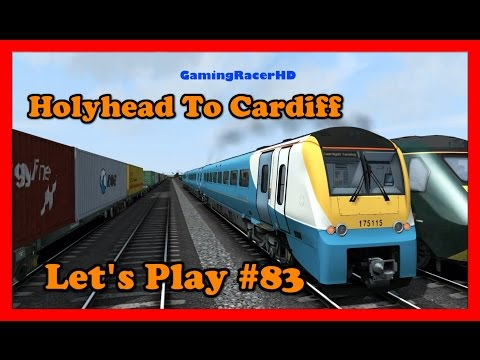 Train Simulator 2016 - Let's Play #83 - South Wales Coastal - Holyhead To Cardiff [1080p 60FPS]