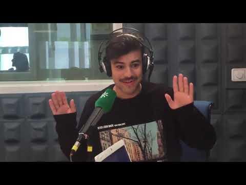 Entrevista a Agoney en Canal Sur Radio (Andalucia) 19-10-18