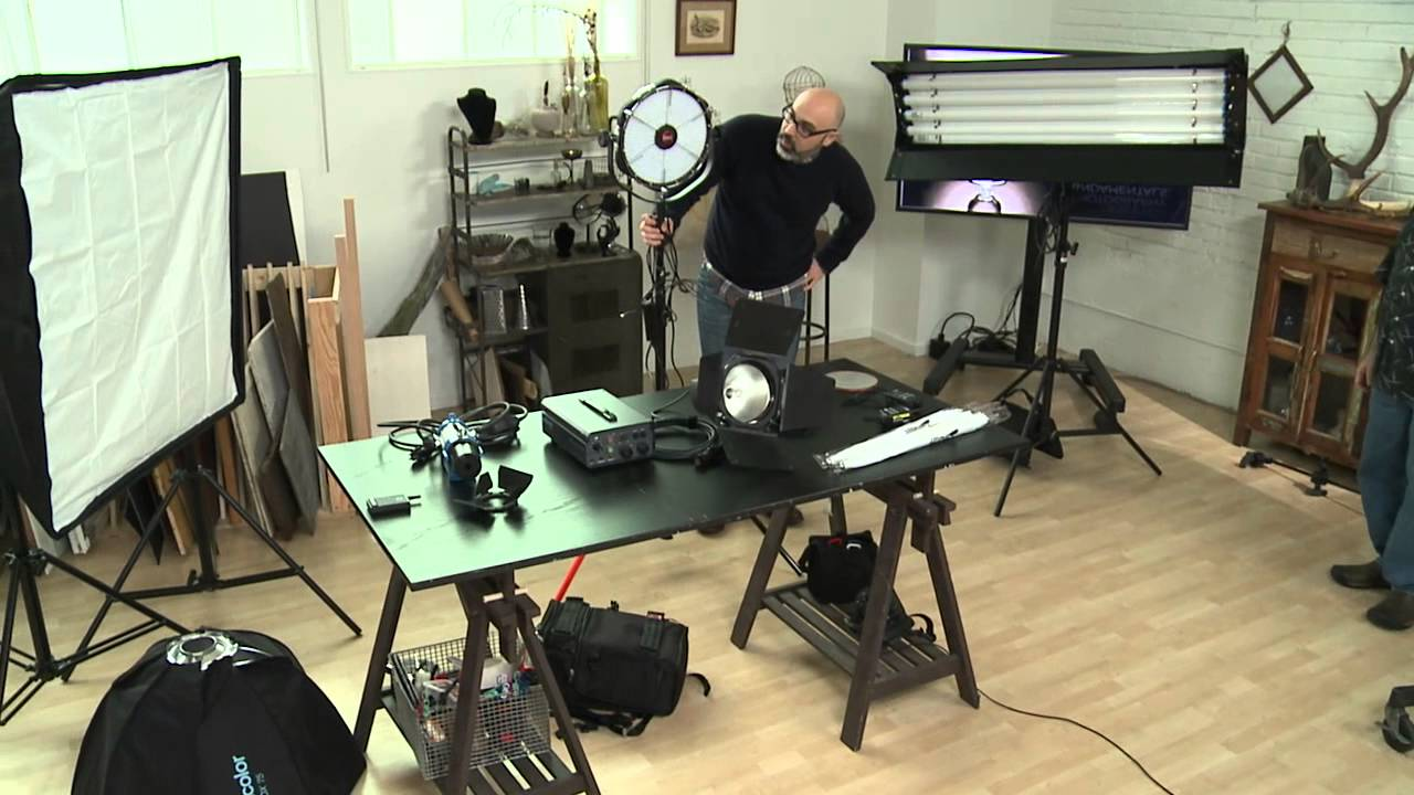 lighting options for tabletop photography with andrew scrivani