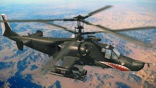 Оружие России. Вертолет Ка-50
