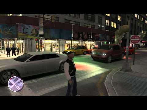 GTA 4: The Ballad Of Gay Tony. Полное прохождение. #1.