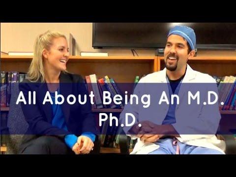 Interview with An M.D. Ph. D.