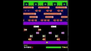 Frogger (PC browser game)