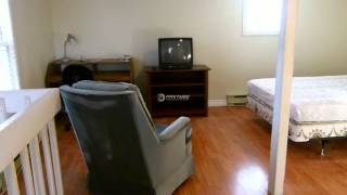 54B College Apartment Tour, This is an Apartment in Campbellton NB, sometimes it's available.