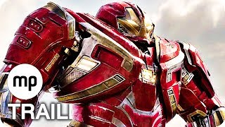 Avengers 3: Infinity War Alle Trailer Deutsch German (2018)