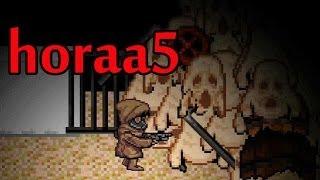 horaa5 防毒面具 rpg序章(超短小遊戲)