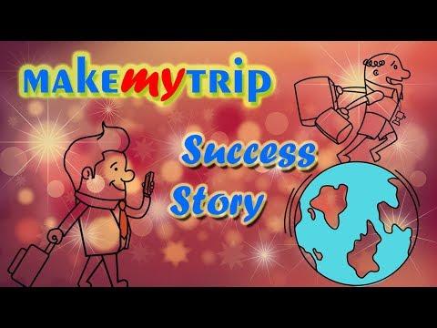 makemytrip com Success Story | IIM Alumni Startup Story  | Deep Karla Success Story |