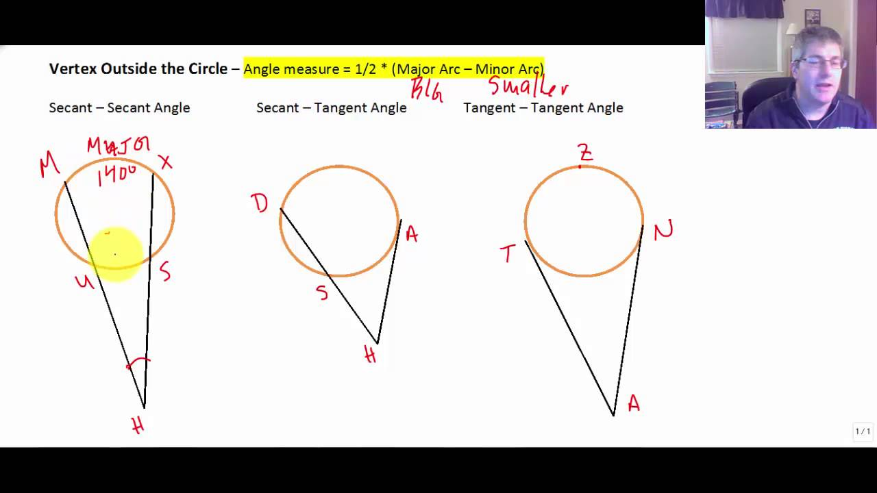 Section 105 angle arc relationships youtube section 105 angle arc relationships hexwebz Choice Image