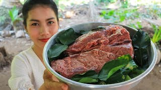 Yummy cooking crispy beef recipe - Natural life tv cooking