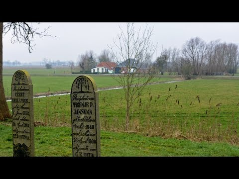 Northern Holland - History, War & five Wierden west of Delfzijl [Jan. 20, 2018]