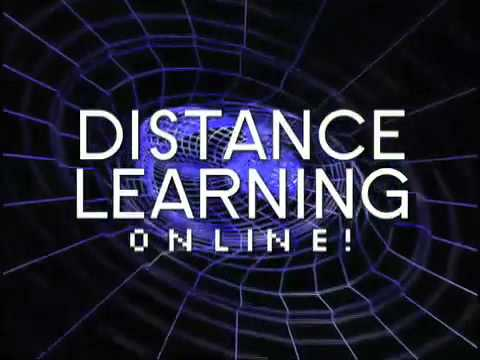 Distance Learning Online: A New Media Presentation