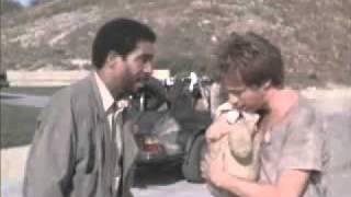Nos mudamos 1988- escena del Saab